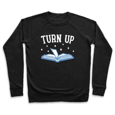 Turn Up Book