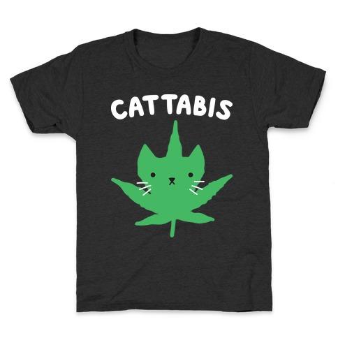 Cattabis Kids T-Shirt