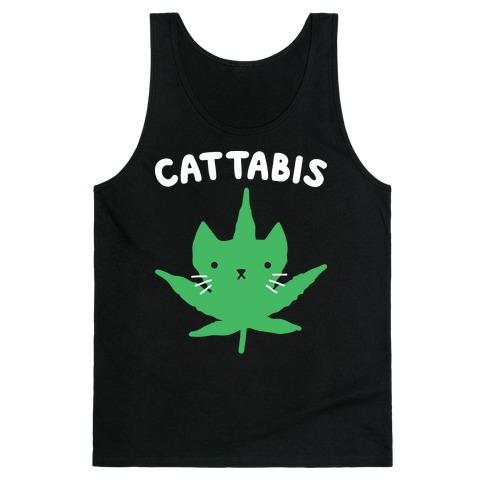 Cattabis Tank Top
