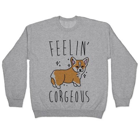 Feelin' Corgeous Pullover