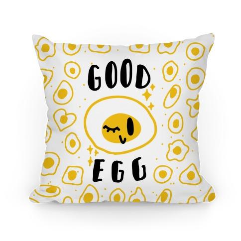 Good Egg Pillow