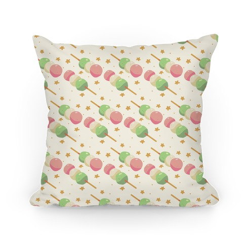 Dango & Stars Pillow