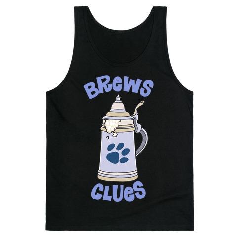 Brews Clues Tank Top