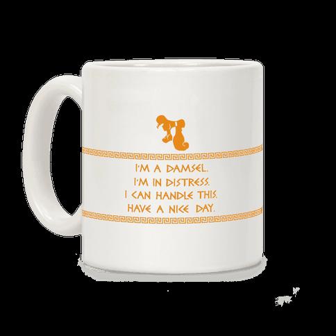 I Can Handle This Coffee Mug