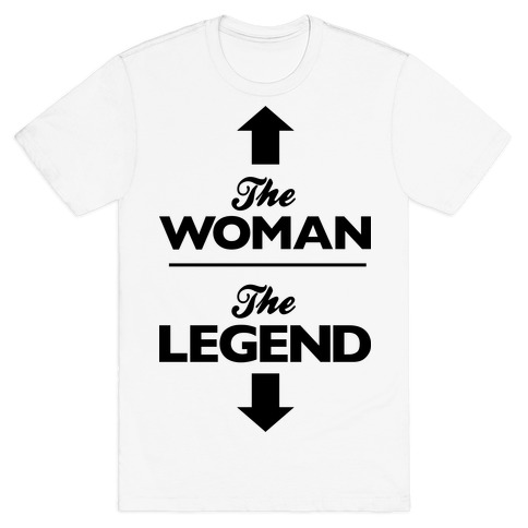 The Woman, The Legend T-Shirt