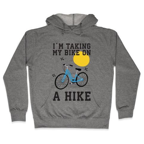 Bike Hike Hooded Sweatshirt
