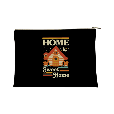 Home Sweet Home Animal Crossing Accessory Bag
