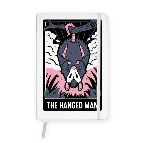 The Hanged Man Notebook