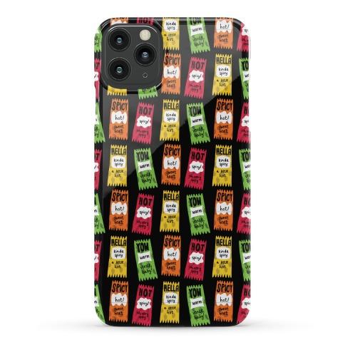 Spicy Sauce Pattern Phone Case