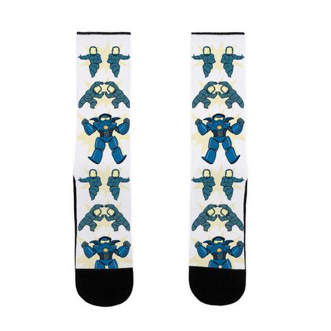 Jaeger Fusion Dance Sock