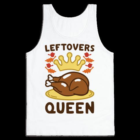 Leftovers Queen Tank Top