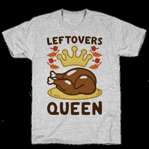 Leftovers Queen Mens T-Shirt