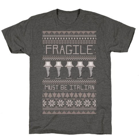 A Major Award Ugly Sweater T-Shirt