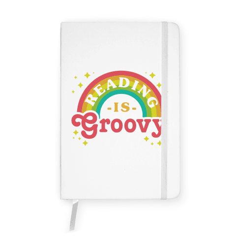 Reading is Groovy Notebook
