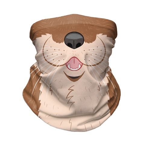 Otter Mouth Neck Gaiter
