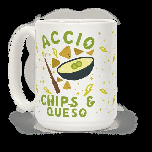Accio Chips and Queso
