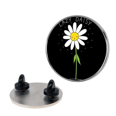 Lazy Daisy Pin
