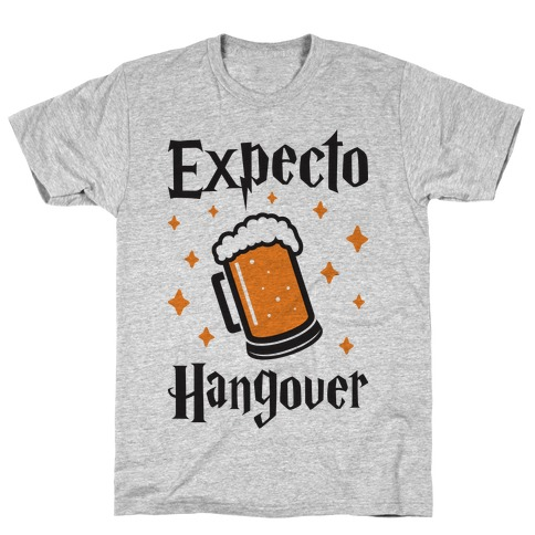 Expecto Hangover (Beer) T-Shirt