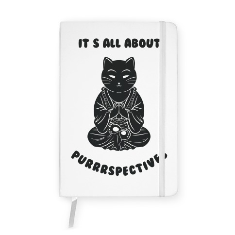 It's All About Purrrspectives Notebook