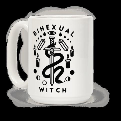 Bihexual Witch Coffee Mug