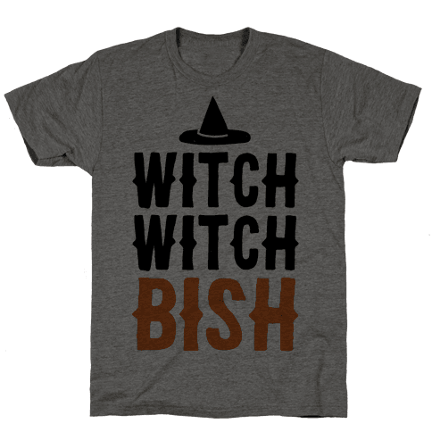 Witch Witch Bish Parody