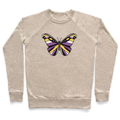 Non-binary Butterfly Pullover
