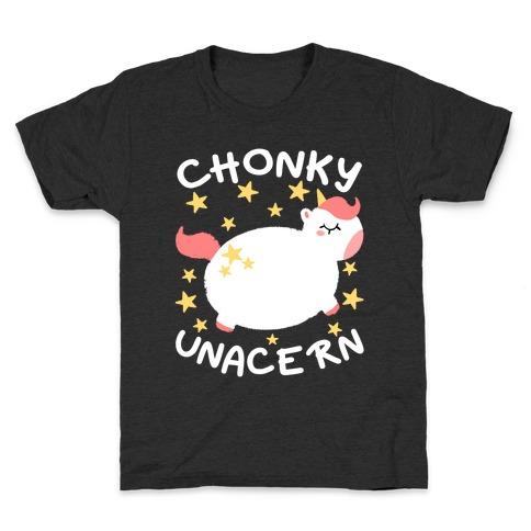 Chonky Unacern Kids T-Shirt