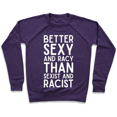 Better Sexy and Racy Pullover