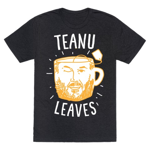 Teanu Leaves T-Shirt