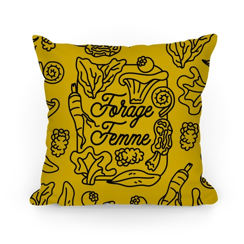 Forage Femme Pillow
