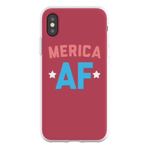 Merica AF Phone Flexi-Case