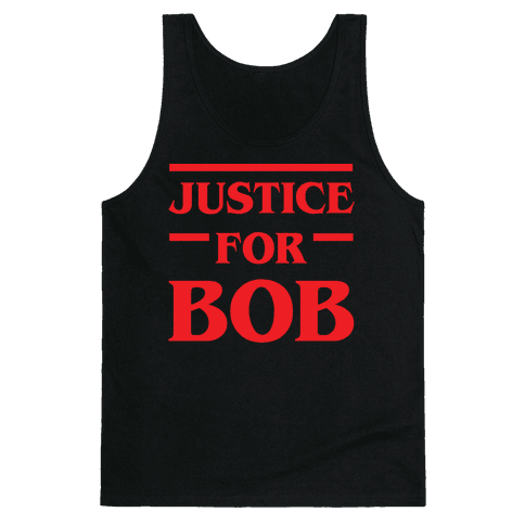 Justice For Bob Tank Top