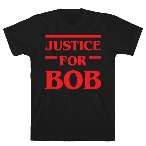 Justice For Bob Mens T-Shirt
