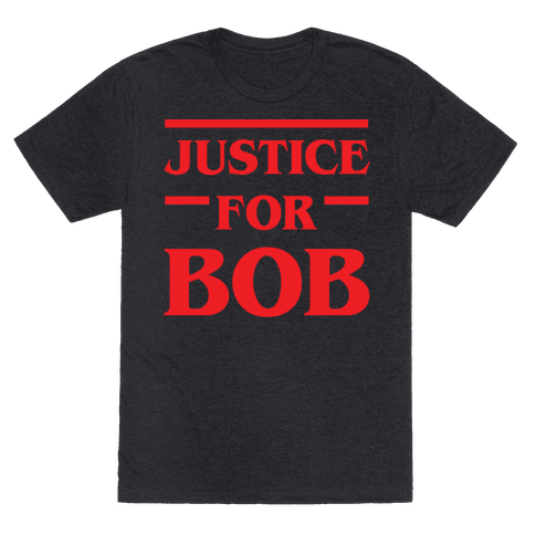 Justice For Bob