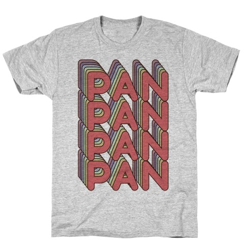 Pan Retro Rainbow T-Shirt