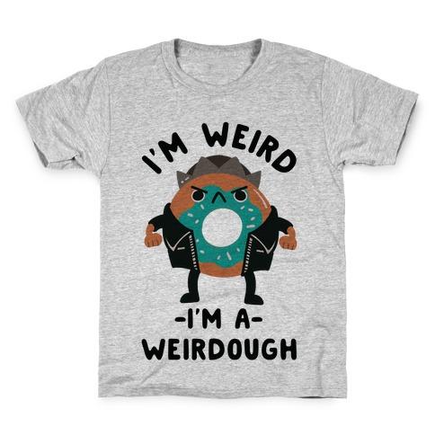 I'm Weird I'm a Weirdough Jughead Parody Kids T-Shirt