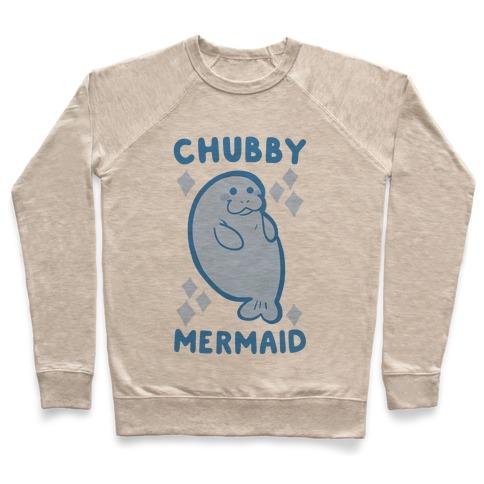 Chubby Mermaid Pullover