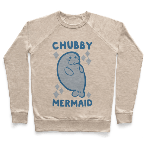 Chubby Mermaid Pullover