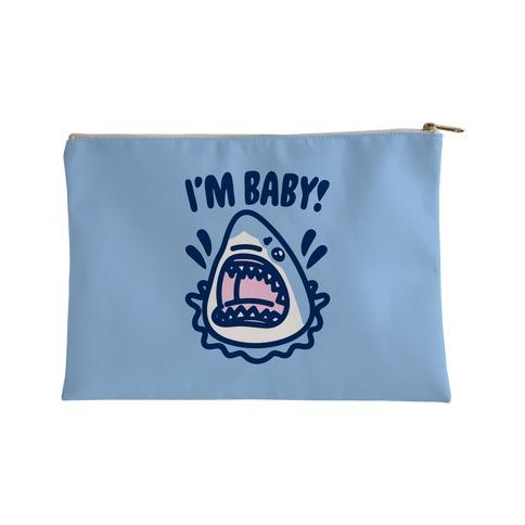 I'm Baby Shark Accessory Bag