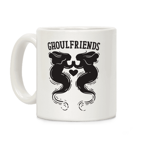 Ghoulfriends Coffee Mug