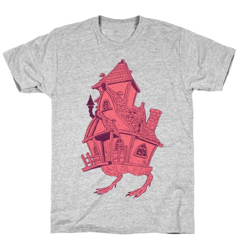 Baba Yaga's House T-Shirt