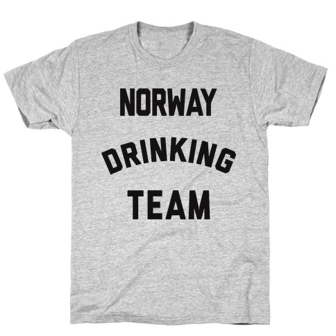 Norway Drinking Team T-Shirt