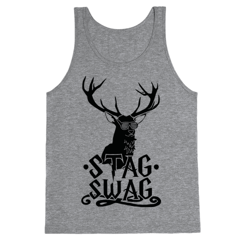 Stag Swag Tank Top