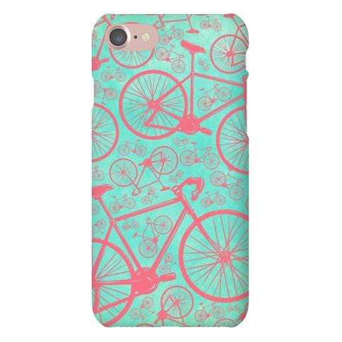 All Bikes Go Full Circle Phone Case