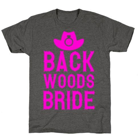Backwoods Bride T-Shirt