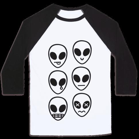 Alien Emojis