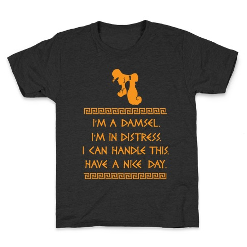 I Can Handle This Kids T-Shirt