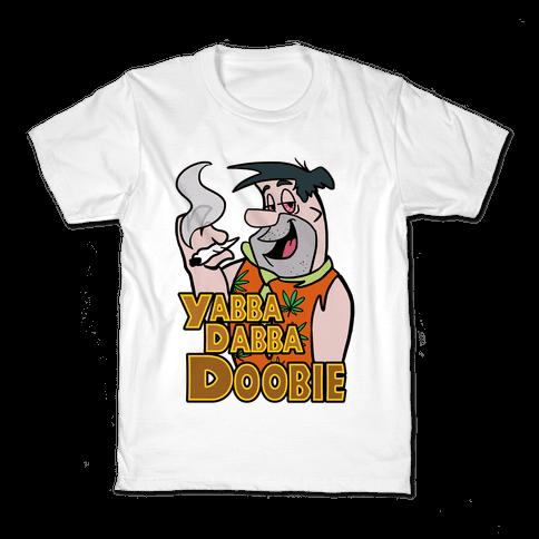 Yabba Dabba Doobie Kids T-Shirt