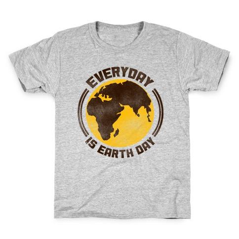 Earth Day Kids T-Shirt