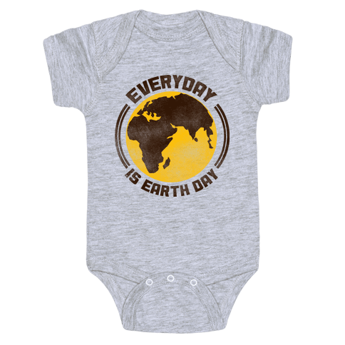 Earth Day Baby Onesy